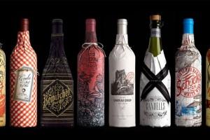 包装设计公司Stranger&Stranger酒包装设计作品欣赏