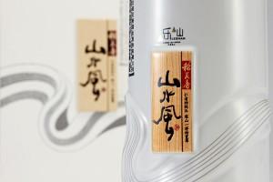 稻花香酒-乐山 白酒包装设计欣赏