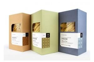 三款意面包装设计欣赏