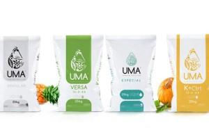 UMA化肥包装设计欣赏