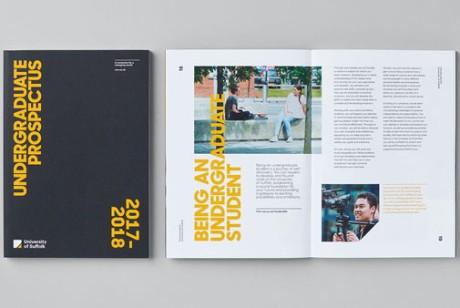 几款国外漂亮的字体和排版宣传画册设计欣赏