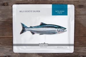 野生Patagonia Provisions红鲑鱼特色包装设计
