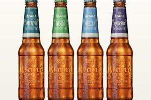 BRAND 品牌啤酒包装设计欣赏