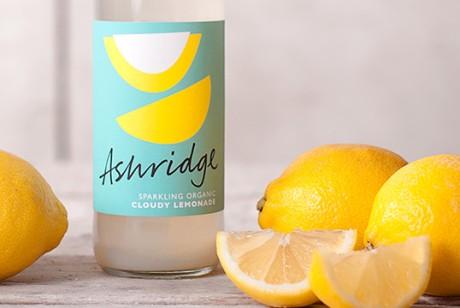 Ashridge 有机苹果酒及不含酒精的饮料包装设计