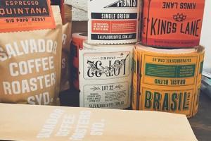Salvador咖啡包装设计作品欣赏
