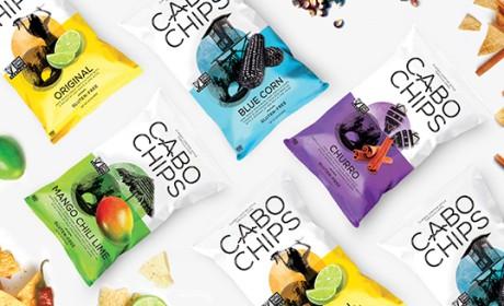 Cabo Chips包装设计