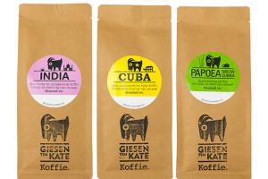 Giesen ten Kate 咖啡伴侣包装设计