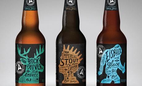 炼金术士 Alchemist品牌啤酒包装设计
