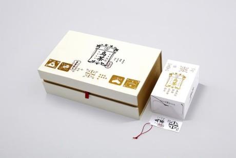 民国风「乌茶」茶叶包装设计欣赏