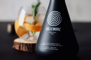 Gillemore杜松子酒包装设计欣赏