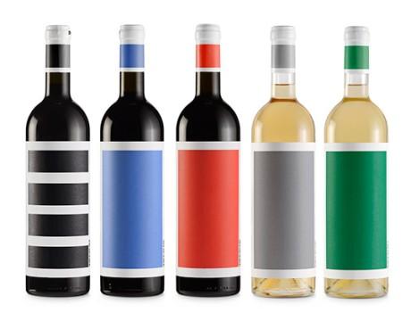 Djurdjic 葡萄酒包装设计