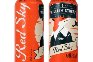 William Street 工艺啤酒包装设计
