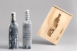 Seducción Especial 葡萄酒木盒包装设计欣赏