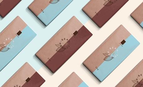 LYRA 手工巧克力包装设计