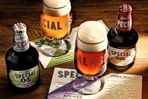 SPECIAL精酿啤酒系列包装设计