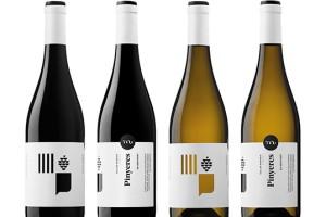 Pinyeres 葡萄酒包装设计
