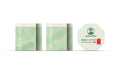 谢裕大·明前春露 茶叶包装设计