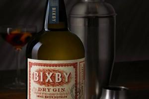 Bixby 杜松子酒包装设计