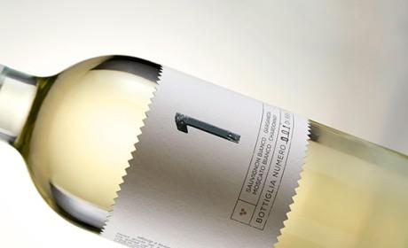 Spinefrasse葡萄酒包装设计