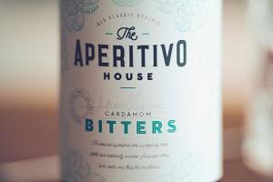 鸡尾酒屋Aperitivo House 苦艾酒包装设计