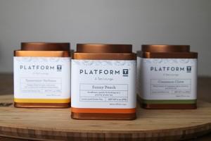Platform T茶包装设计欣赏