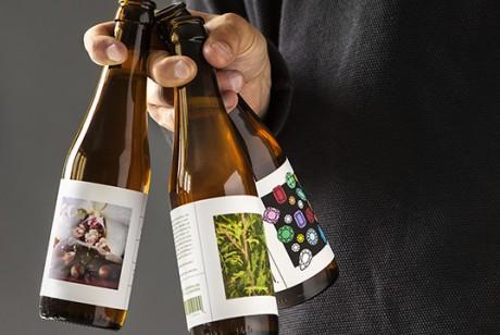 Ø/ O三款啤酒包装设计欣赏