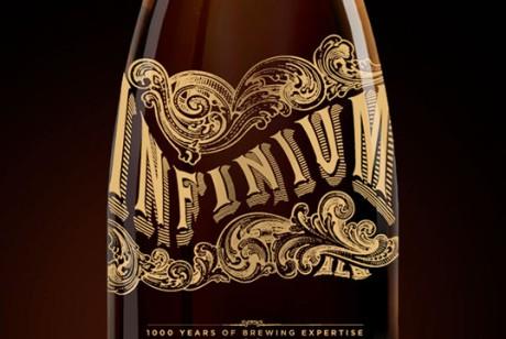 Infinium 爱尔啤酒包装设计