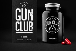 Gun Club营养品包装设计