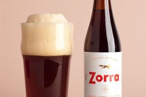 墨西哥精酿啤酒Zorra包装设计