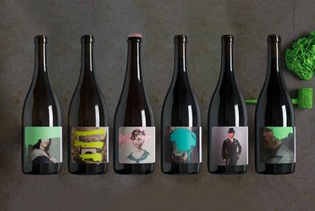 Cruse葡萄酒包装设计