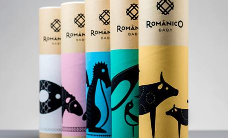 葡萄牙Românico Bordados刺绣品牌包装设计
