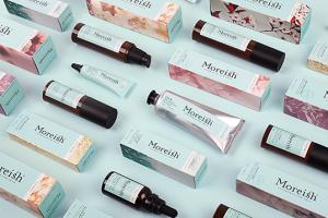 新西兰Moreish 高端护肤品包装设计
