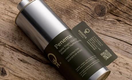 希腊Penema橄榄油包装设计