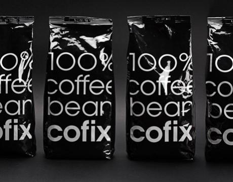 Cofix咖啡包装设计