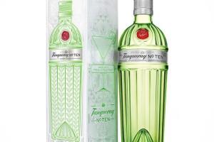 Tanqueray Gin No.10添加利10号金酒包装设计