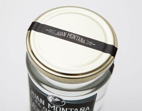 墨西哥JUAN MONTANA蒸馏酒包装设计