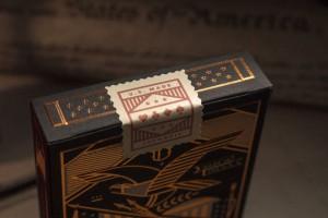 联盟扑克牌及其包装设计