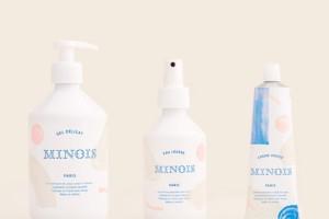 Minois护肤品系列包装设计