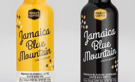 Marley品牌咖啡饮料包装设计