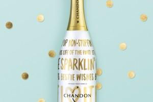 CHANDON香槟葡萄酒包装设计