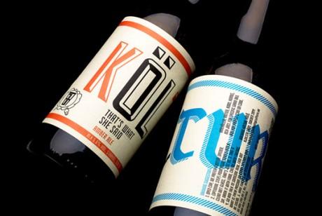 Kultur精酿啤酒包装设计