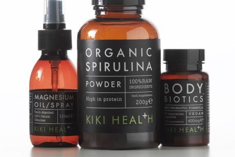Kiki健康食品补充剂包装设计