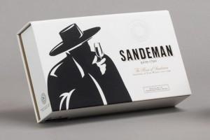 SANDEMAN酒窖葡萄酒包装设计