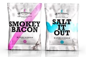 Quintins & Co.薯片包装设计
