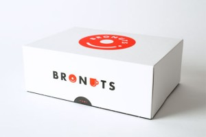 Bronuts甜甜圈&咖啡店品牌包装设计