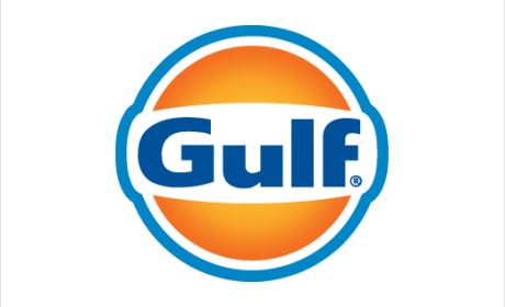 海湾石油公司logo升级