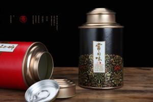 包装设计公司谈怎样关注顾客视野?老味道茶叶礼盒设计