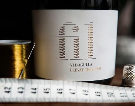 西班牙Fil气泡酒包装设计