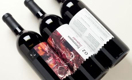 Entrenamos葡萄酒品牌命名&包装设计