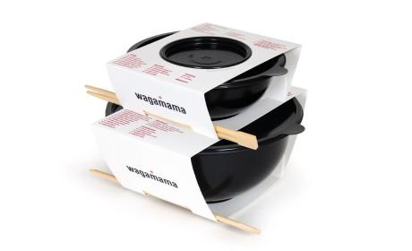 任性餐馆餐具包装设计